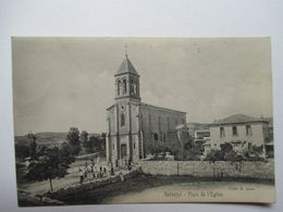 BELVEZET  -   PLACE  DE  L ' EGLISE     .....      TTB - Autres Communes