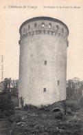 B70199 Cpa Château De Coucy - Otros Municipios