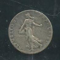 Semeuse Argent 50 Centimes 1918 - France