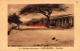 Diré-Daoua - Une Rue - 1941 - Ethiopie
