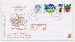 Aangetekend De Bilt 1993 - Dag Van De Postzegel - 1891-1948 (Wilhelmine)