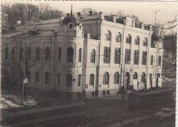 UKRAINE. # 4973  PHOTO. KIEV. LIBRARY. TRAM. *** - Krieg, Militär