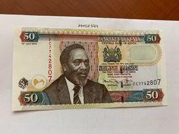 Kenya 50 Shilingi Uncirc. Banknote 2010 - Kenya