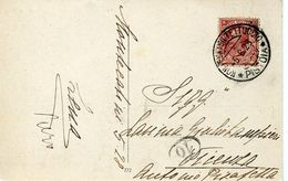 55979 Italia,postmark 1928 Montecatini Tettuccio Pistoia, Circuled Card , Thermal City, Localitè Thermale - Bäderwesen