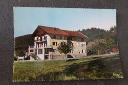 CPSM - GRANGES SAINTE MARIE (25) - Hôtel Du Pont - 1964 - Altri Comuni