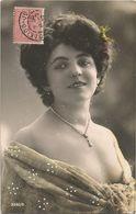 XW 3219 Ragazza Girl Femme Frau Chica Pin Up / Viaggiata 1907 - Pin-Ups