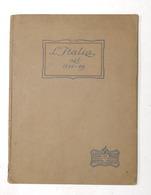 G. Tabet - Quadri Storici Del Risorgimento - L'Italia Nel 1848 - 49 - 1920 Ca. - Books, Magazines, Comics