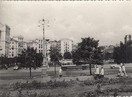 UKRAINE. # 4978 PHOTO. KIEV. Maidan. BUS. *** - Krieg, Militär