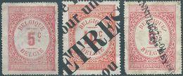BELGIO BELGIUM BELGIE BELGIQUE,Revenue Stamps Taxes,fiscal Used - Fiscali