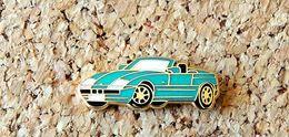 Pin's BMW Z1 Verte - émaillé - Fabricant Inconnu - BMW