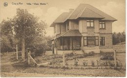 "COQ S/MER : Villa ""Clair Matin"" - De Haan"