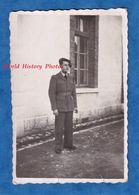Photo Ancienne - ANNECY - Portrait Militaire Gabriel ISARD , Bataillon De Chasseurs Alpins à Identifier - Uniforme WW2 ? - Krieg, Militär