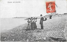 DIEPPE : LA PLAGE - Dieppe