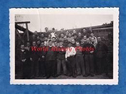 Photo Ancienne - STALAG VI D - Portrait De Soldat Prisonnier - Aout 1942 - Prés Munster - WW2 Camp - Krieg, Militär