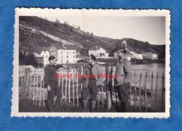 Photo Ancienne D'un Soldat Français - DOUBS ? JURA ? - 1939 1940 - P. Besançon ? Champagnole ? Dole ? Pontarlier ? Morez - Krieg, Militär
