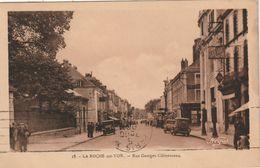 85 La Roche Sur Yon. Rue Georges Clemenceau - La Roche Sur Yon