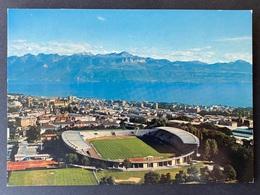 Lausanne Vue Aérienne/ La Stade - VD Vaud