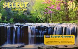AUSTRALIE  -  Prepaid  -  SELECT  -  Everst Grocery  -  $ 10 - Australia