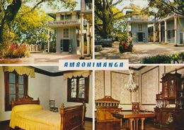 MADAGASCAR - AMBOHIMANGA Multi-vues - Le Petit Trianon De La Reine - CPM Ed. Hachette - Non Voyagée - Madagascar