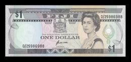 Fiji 1 Dollar 1993 Pick 89 SC UNC - Fiji