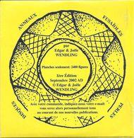 Lot De 3 CD Rares Du Professeur Wendling Sur Anneaux, Roues Et Rouelles - Books & Software