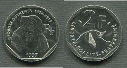 2 FRANCS GUYNEMER 1997 SUP - I. 2 Franchi