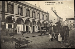 Cp Senonches Eure Et Loir, Normandie, Hotel De Ville - Autres Communes