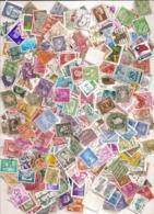 LOT DE 2 000 TIMBRES MONDE PETITS FORMATS (SAUF FRANCE) - Kilowaar (min. 1000 Zegels)