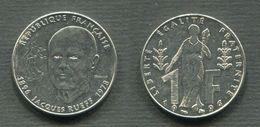 1 F RUEFF 1996 - H. 1 Franc