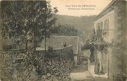 SERJEAC  Restaurant Chanteloube - France