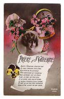 CPA 2979 - Carte Postale - Prière à Sainte Catherine - LABUISSIERE Pour PAILLENCOURT - Sainte-Catherine