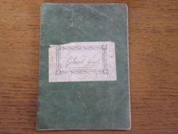 """Petit Livret """"Travail Des Enfants Dans L'industrie"""" Délivré Par Le Maire De Brunoy Le 22 Aout 1910 - Historical Documents"""