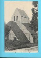 78-----VAUX--le Clocher De L'église--voir 2 Scans - Vaux De Cernay