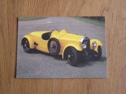 FN Sport 1928 Carte Postale Autowworld Automobile Voiture Car Racing Cars Postcard Poste - Passenger Cars