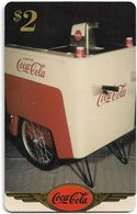 USA - Sprint - Coke National '96 (GOLD VALUE) - SBI-1151 - Advert. #15, Remote Mem. 2$, 2.715ex, Used - Vereinigte Staaten