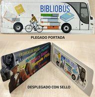 2020-ED. 5419 -Literatura. Bibliobús-libro 8 Páginas - NUEVO - 1931-Today: 2nd Rep - ... Juan Carlos I