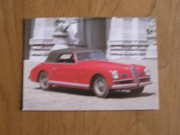 ALFA ROMEO 1948  Carte Postale Autowworld Automobile Voiture Car Racing Cars Postcard Poste - Passenger Cars