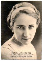 Guerre 1939-45 : Résistance, Arrestations, Déportation à Auschwitz, Assassinats,... Maïe POLITZER Née à Biarritz. - Krieg, Militär