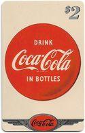 USA - Sprint - Coke National '96 (SILVER VALUE) - SBI-1131 - Advert. #20, Remote Mem. 2$, 4.050ex, Used - Vereinigte Staaten