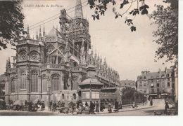 DPT 14 CAEN Abside De St Saint Pierre CPA TBE - Caen