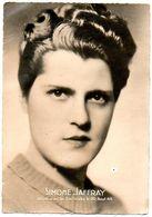 Guerre 1939-45 : Résistance, Arrestations, Assassinats,... Simone JAFFRAY Née à Paris. - Krieg, Militär