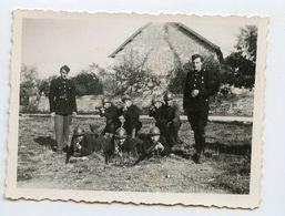 Militaire Soldat Arme Fusil à Situer Identifier WW2 39-45 ? - Krieg, Militär