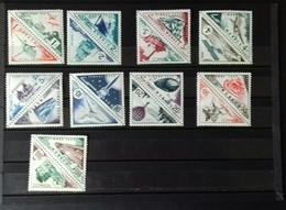 MONACO  TAXE N° 39A/55** - Postage Due