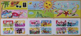 """2020 - CARNET """"VACANCES"""" - OBLITERE 1er JOUR - PARIS - 19.06.2020 - Used Stamps"""