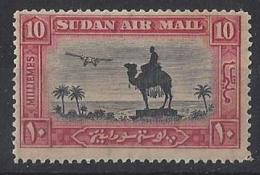 "SUDAN.....KING  GEORGE V.(1910-36.)...."" 1931.."".......SG51......TONED......MH... - Sudan (...-1951)"