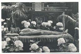 Uden, Brigittinesserabdij, 15e Eeuws Christusbeeld - Uden