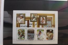 Marokko Block 36 Mit 1628-1631 ** Postfrisch #SO770 - Marokko (1956-...)