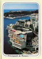 Mnc038 MONTE-CARLO Principauté De MONACO Hotel LOEWS Piscine 1985s - Images De FRANCE Cote D'Azur - Hoteles