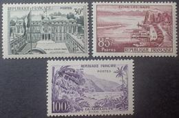 DF40266/2010 - 1959 - SITES ET MONUMENTS (SERIE COMPLETE) - N°1192 à 1194 NEUFS** - Cote (2020) : 45,00 € - France
