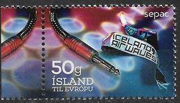 2015 Island Mi. 1454 **MNH    SEPAC: Kultur - Unused Stamps